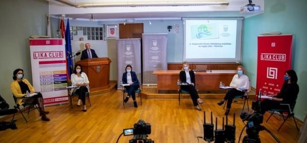 Lika-Karlovac: održan prvi online Regionalni forum obiteljskog smještaja
