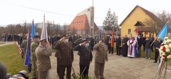 Obilježena 29. obljetnice pada Saborskog