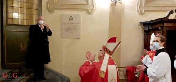 Zatočenomu Stepincu papa dodijelio crkvu nad ćelijom sv. Pavla apostola