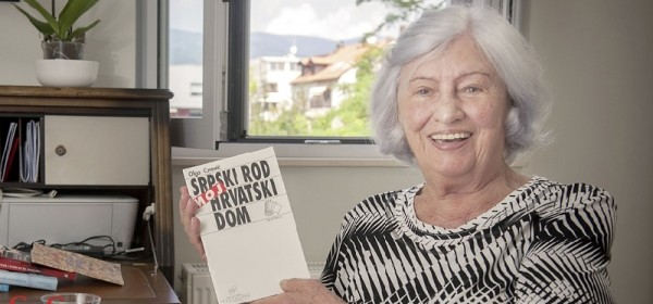 Preminula znanstvenica i humanistica dr. Olga Carević, javno se usprotivila velikorspskoj agresiji