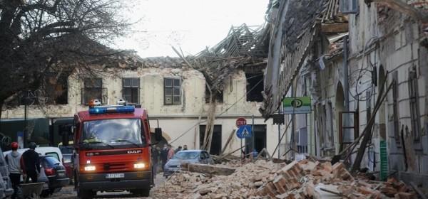 HGK sa svojim članicama pomaže u sanaciji štete od potresa