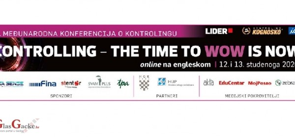Međunarodna online konferencija o kontrolingu održava se 12. i 13. studenoga