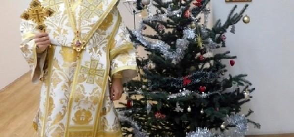 Božićna poslanica 2020. arhiepiskopa Hrvatske pravoslavne crkve