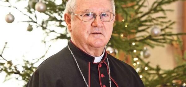 Božićna poruka biskupa Križića 2020.