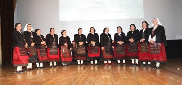 Kuterevke i Kuljani na 17. susretu hrvatskih folklornih ansambla