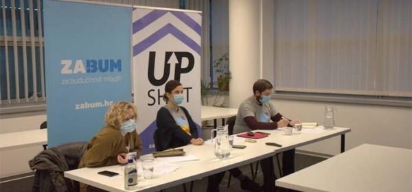 Završena prva online radionica UPSHIFT