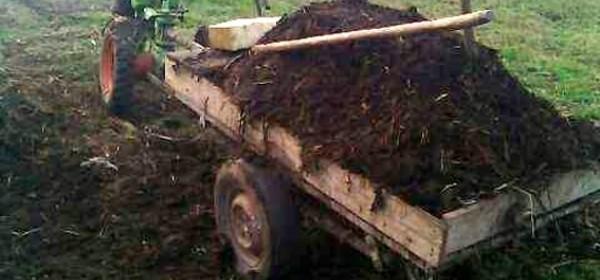 Natječaj za zbrinjavanje, rukovanje i korištenje stajskog gnoja