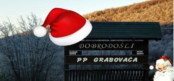 Danas svi na Božićnu čaroliju na Grabovači