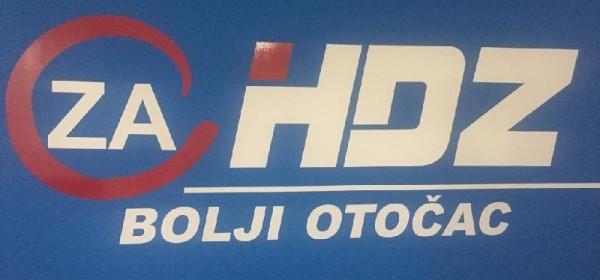 Isključenja iz GO HDZ Otočac: isključeni Ivica Miletić, Lucija Sekula i ostali koji su radili protiv HDZ-a