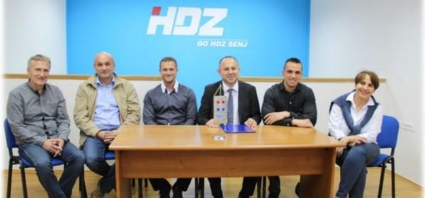29. godišnjica osnutka HDZ-a grada Senja
