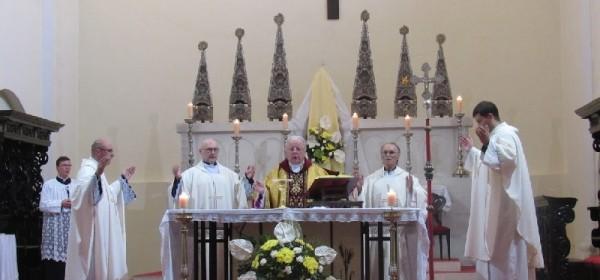 Biskup Bogović predvodio svetkovinu Velike Gospe u Senju