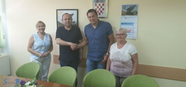 Potpisan Ugovor o javnoj nabavi radova 1. faze rekonstrukcije Kuće senjskih književnika