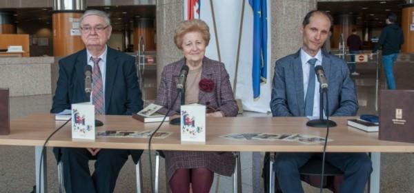 U NSK predstavljena knjiga akademkinje Anice Nazor Korizmenjak – transkripcija s rječnikom