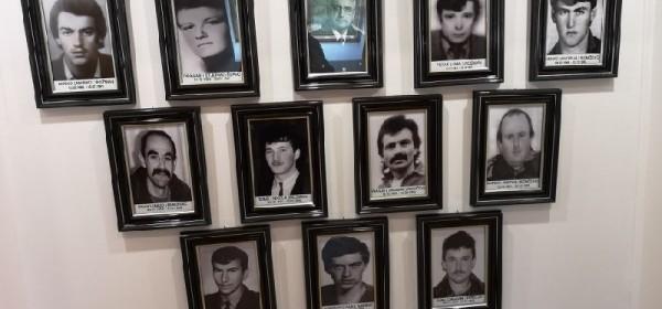 Otvaranje spomen sobe poginulim braniteljima u Kuterevu