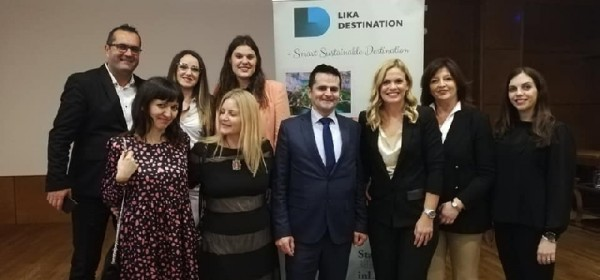 Online koordinacije za dionike projekta IQM destination Lika_press release