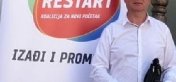 """Tomislav Zrinski: """" HDZ podcjenjivački prema Gospiću, Novalji, Donjem Lapcu, Udbini, Karlobagu i Lovincu"""