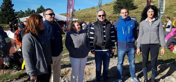 Na startu utrke Highlander Velebit 2019 i gradonačelnik Rukavina