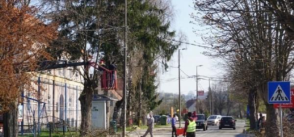 Načelnik Fumić u obilasku radova na uređenju okoliša po mjesnim odborima