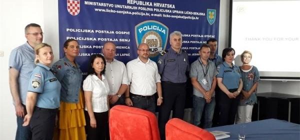 Posjet izaslanstva Policijske škole granične policije Ministarstva unutarnjih poslova Rumunjske