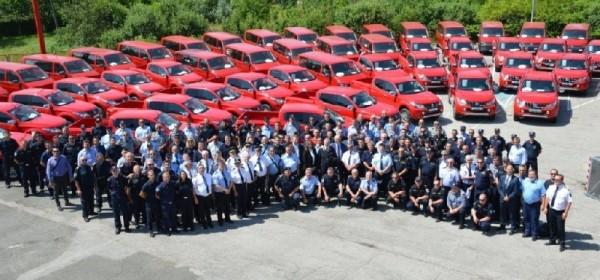 Zaštita šuma od požara, financirana kupnja 74 vozila i osposobljavanje 6.000 vatrogasaca