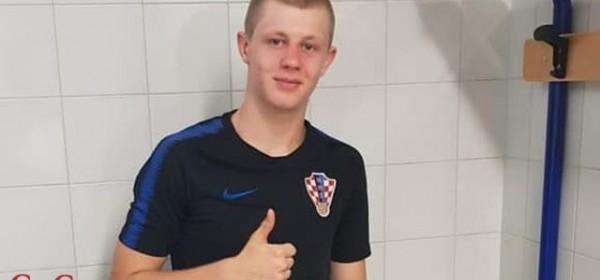 Matej Bronzović pozvan u U-17 kamp reprezentacije Hrvatske