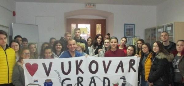 """Program """"Vukovar u spomen"""" - u čast vukovarskom heroju Blagi Zadri"""