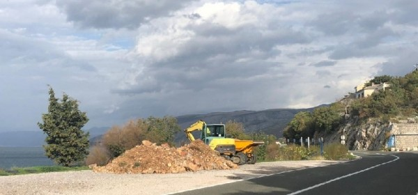 Započeli radovi na izgradnji javne rasvjete od Vidikovca do raskrsnice Novo naselje u Svetom Jurju