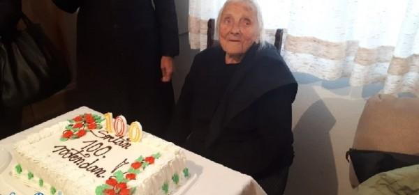 Katica Vukelić proslavila 100. – ti rođendan