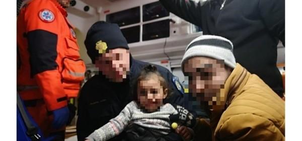 Sa ličke Plješivice spašena trudnica, dvoje djece i dva muškarca