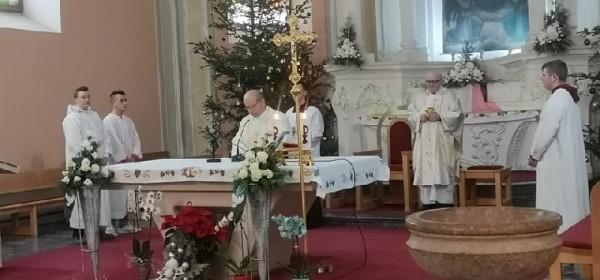 Božićna misa u Otočcu
