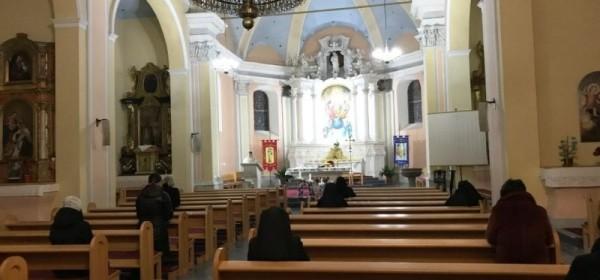 Prva misa zornica u Otočcu