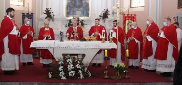 Blagdan sv. Fabijana i Sebastijana u Otočcu