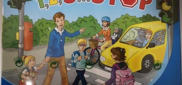 Policija educira djecu za samostalno sudjelovanje u prometu