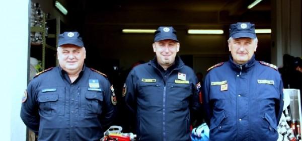 Glavni vatrogasni zapovjednik RH posjetio senjske vatrogasce