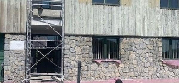 Uređenje zgrade Hrvatskih voda u Otočcu