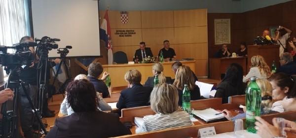 Usvojen proračun Ličko-senjske županije, Milinović: Nisam pobjednik!