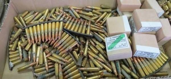 Žena iz Gospića dragovoljno predala 442 komada raznog streljiva