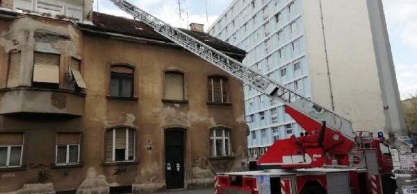 Vatrogasci bez prestanka na intervencijama