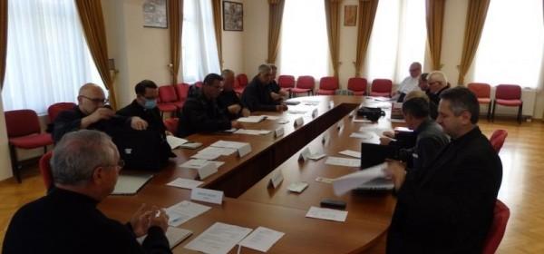 Održana Jesenska sjednica Prezbiterskog vijeća Gospićko-senjske biskupije