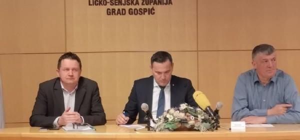 Konstitiurana županijska skupština- jednoglasno javno izabran predsjednik Kustić
