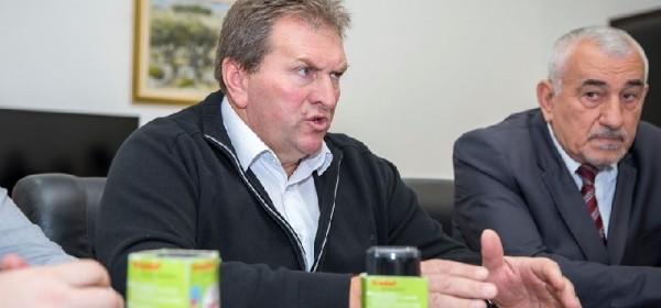 """Potpisan sporazum o sufinanciranju Centra za gospodarenje otpadom """"Babina Gora"""""""