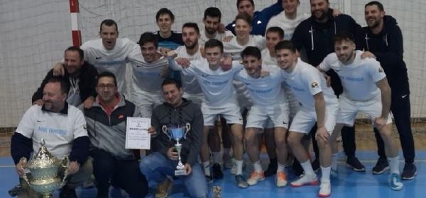 MNK Vrhovine pobjednik 12.Memorijalnog malonogometnog turnira Mario Cvitković - Maka