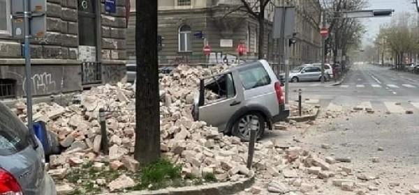 Strašan potres u Zagrebu koji se osjetio i u Otočcu