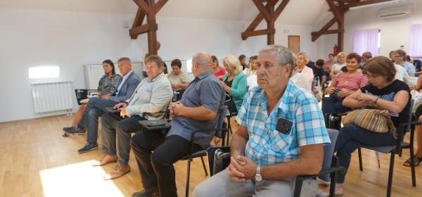 """Održana početna konferencija projekta """"Društveni-kulturni centar u Općini Brinje"""""""