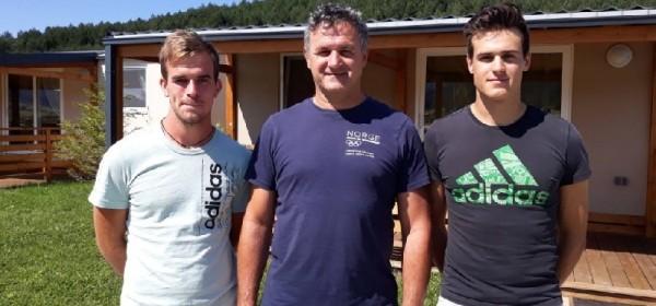 Hrvatska nordijska reprezentacija na pripremama u BIG BEAR RESORTU
