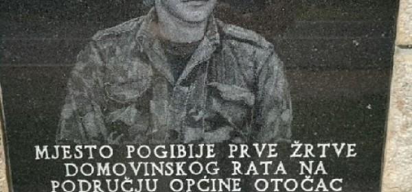 Obilježena 29.godišnjica stradavanja Slavka Cetinjanina