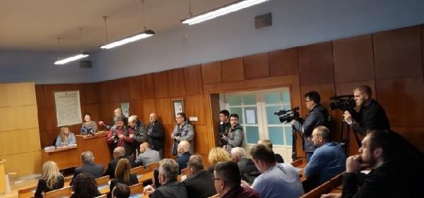 Sjednica Županijske skupštine odgođena