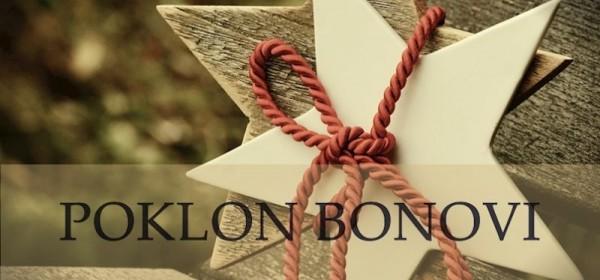 Božićnice - poklon bon umirovljenicima slabijeg imovinskog statusa