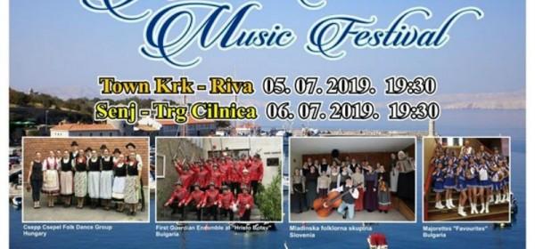 Međunarodni festival folklora i plesa u Senju