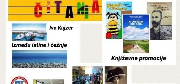 Mjesec hrvatske knjige u Gradskoj knjižnici Senj